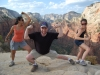 zion-angels-landing-muscle-pose
