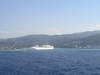 Jamaica as Ship Pulls Away