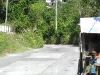 Jamaican Hut and Road