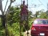 Jamaica - Man on Stilts