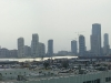 Miami Skyline from Cruise Ship