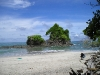 Manuel Antonio - Rocks in Ocean