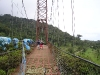Monteverde - The End of the 700m Zipline