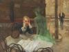 green-fairy-absinthe-painting-in-prague-restaurant