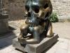 prague-castle-human-and-skull-statue