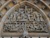 prague-castle-sculpture-above-door