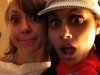 tammy-and-chitra-make-faces