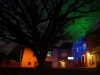 fort-kochi-buildings-lit-in-blue-and-green