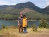 munnar-mike-and-chitra-pose-in-front-of-the-lake