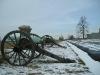Gettysburg - Cannons Line the Road at Gettysburg