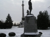 Gettysburg Cemetery Statues