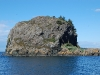 san-juan-islands-large-rock-emerges-out-of-the-sea