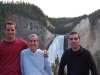 yellowstone-mike-cagg-and-man-at-lower-falls