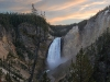 yellowstone-waterfall-and-sky-at-twilight