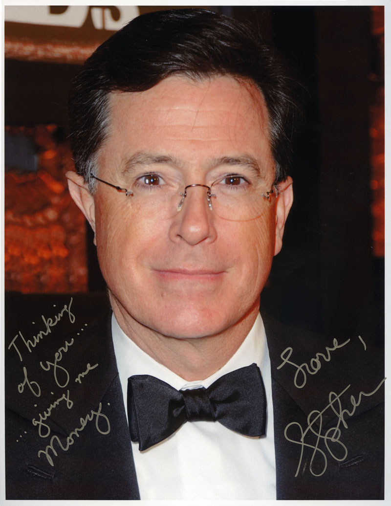 colbert personals 5 things you should know about stephen colbert  one minute stephen colbert has a beard and looks like a rumpled  but vulture depends on ads to pay.