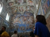 vatican-woman-gazes-at-the-ceiling-of-the-sistine-chapel