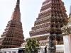 Buddhist Spire Temples