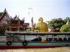 Golden Buddha from Riverboat