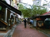 Singapore Alley with Stands