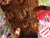 hearst-castle-dining-room-ceiling-with-old-spanish-carvings-in-the-ceiling