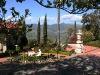 hearst-castle-view-past-guest-house-to-mountains