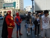 los-angeles-flash-and-spiderman-on-walk-of-fame