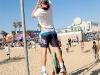 venice-beach-brad-climbs-down-rope