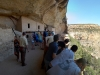 mesa-verde-balcony-house-and-surrounded-cliffs