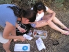 Geocache Discovery in the Middle of Nowhere