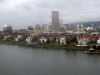 Portland - Downtown from the Bridge Composite