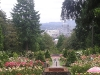 Portland Rose Garden - View of Portland from Garden