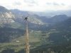 Rockies - Bird on a Spire