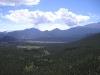 Rockies - Chimney Cloud and Mountain Vista