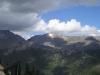 Rockies - Cloudy Mountain