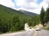 Rockies - Descending Amidst Hils