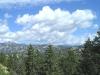 Rockies - Estes Entrance with Big Sky