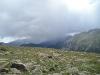 Rockies - Misty Rockscape
