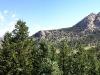 Rockies - Moutains Near Entrance to Estes Park