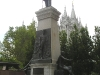 Salt Lake City - Brigham Young Statue