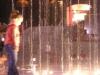 Salt Lake City - Young Girl Stares at Shooting Water